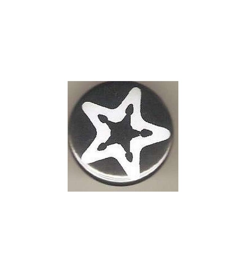 Badge Etoile piston
