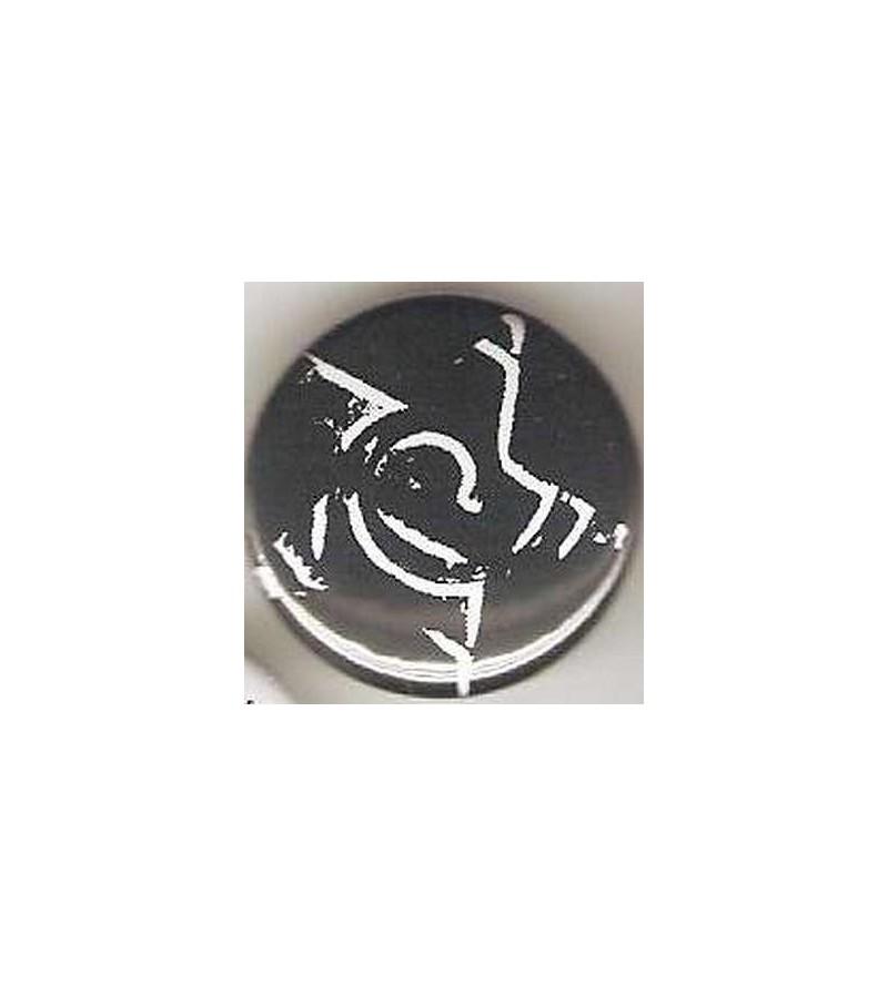 Badge Etoile spirale