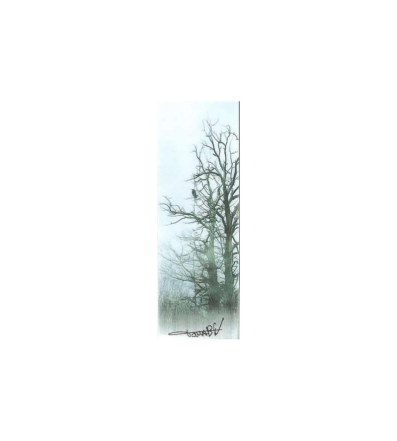 Marque-page Winter call