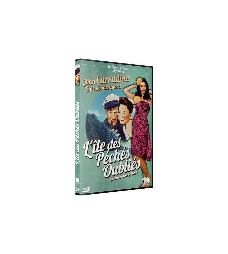 L'île des péchés oubliés (DVD)