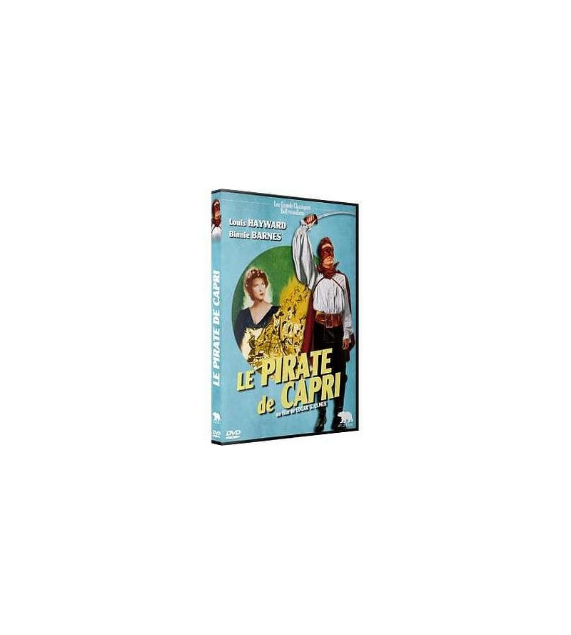 Le pirate de Capri (DVD)