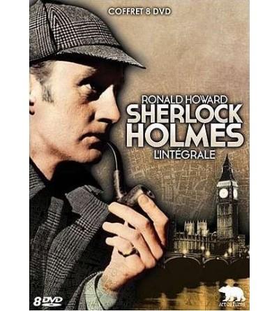 Sherlock Holmes, l'intégrale (8 DVD)