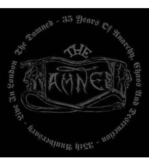 35 years of anarchy chaos and destruction – 35th anniversary - Live in London (2 CD)