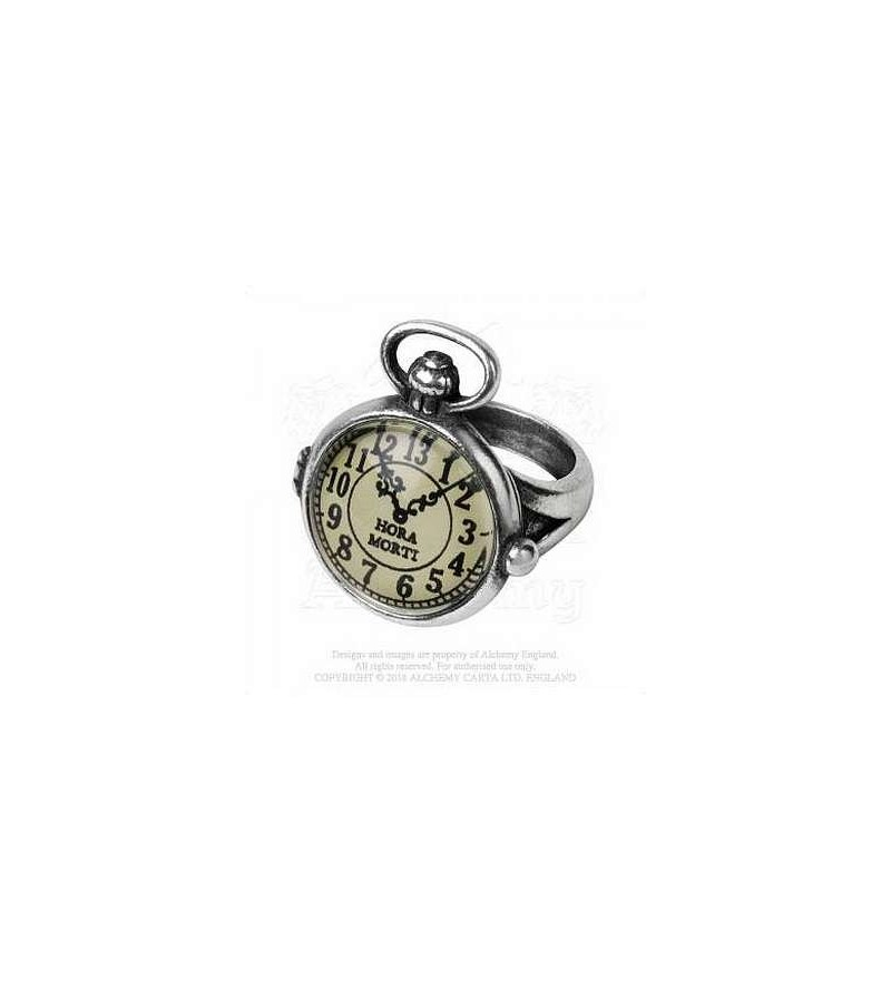 Bague Uncle Alberts timepiece