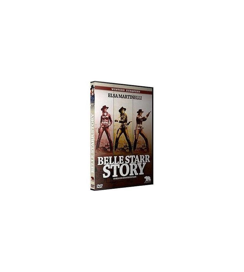 Belle Starr story (DVD)
