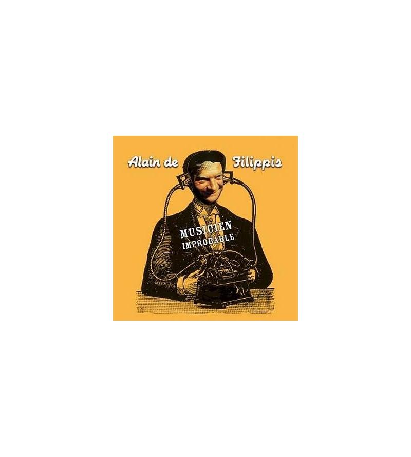 Musicien improbable (12'' vinyl)