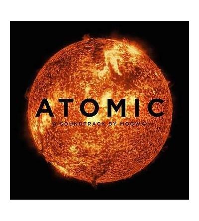 Atomic – a soundtrack (CD)