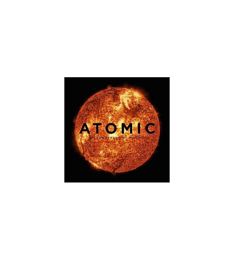 Atomic – a soundtrack (CD)