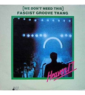 [We don't need this] fascist groove thang (Ltd edition 12'' vinyl)