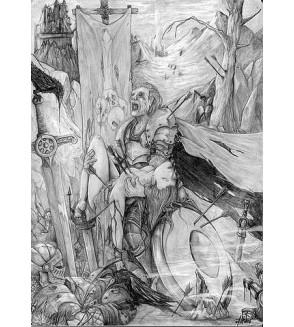Affiche Champ de bataille