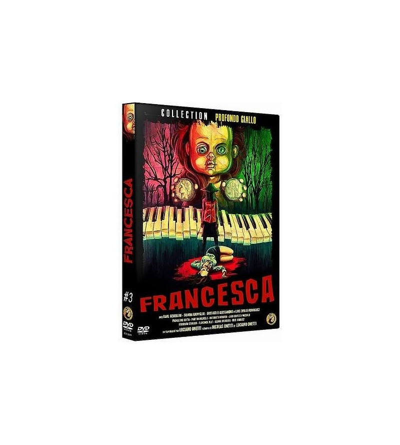 Francesca (Ltd edition DVD)