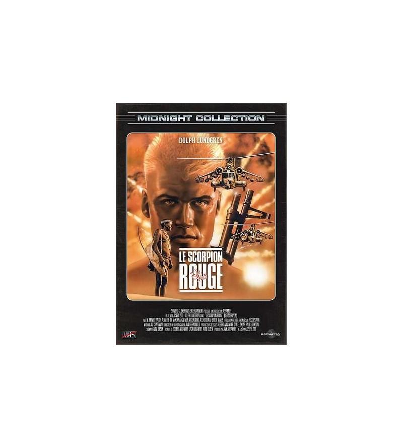 Le scorpion rouge (DVD)