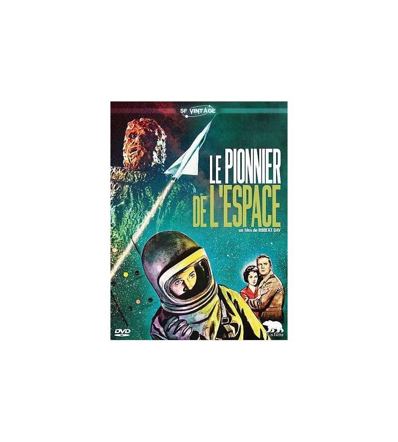 Le pionnier de l'espace (DVD + livre)