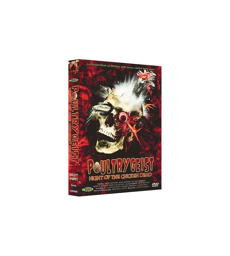 Poultrygeist (Ltd edition DVD)