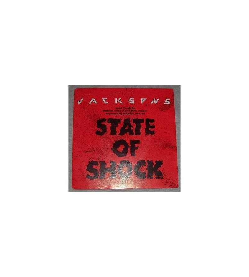 State of shock / Your ways (7'' vinyl)