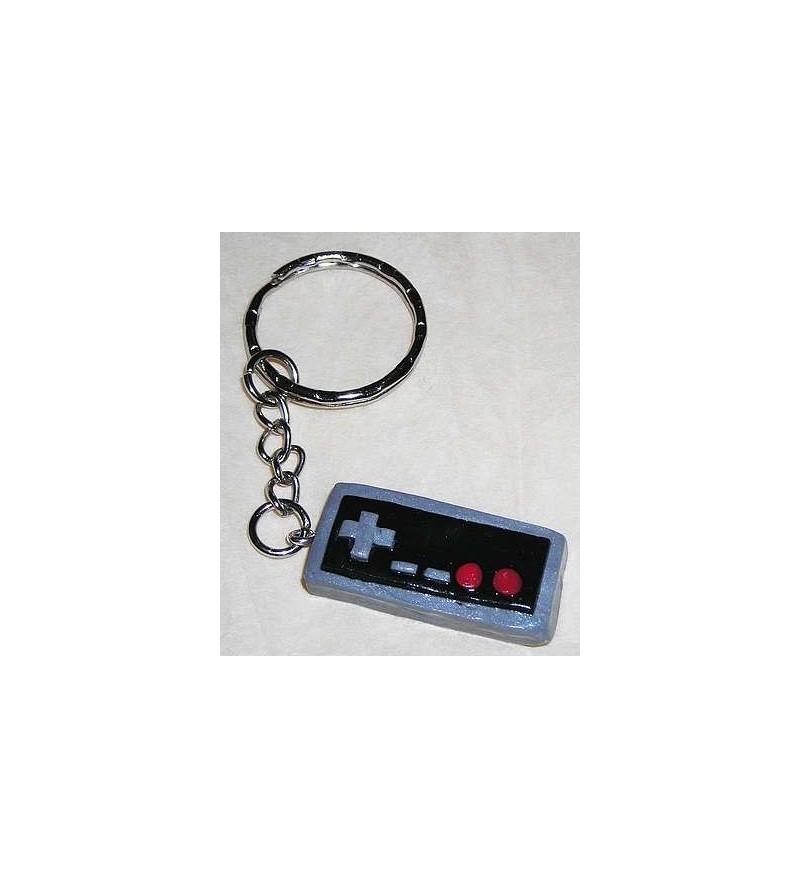 Porte-clés manette NES