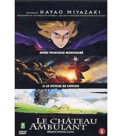 Le château ambulant (DVD)