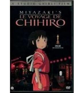 Le voyage de Chihiro (DVD)