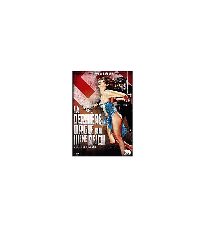 La dernière orgie du IIIème Reich (DVD)