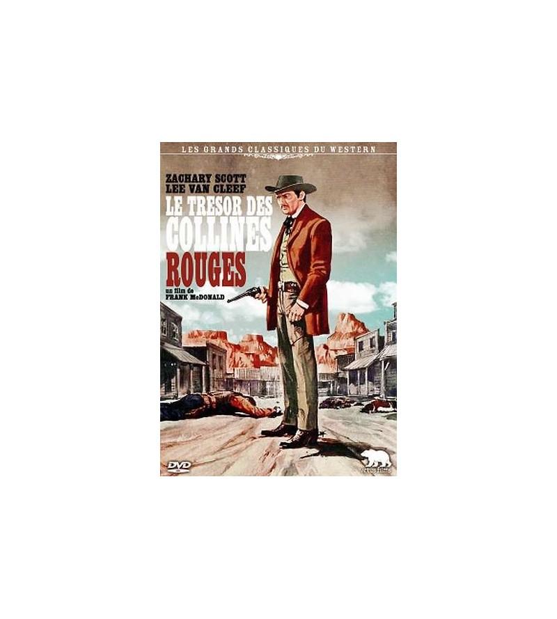 Le trésor des collines rouges (DVD)