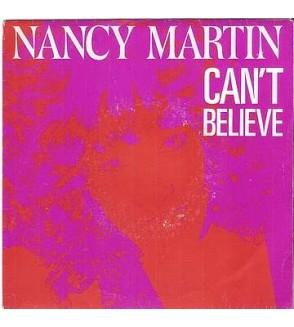 Can't believe (7'' vinyl)