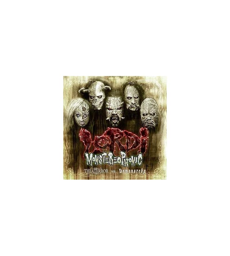 Monstereophonic (CD)