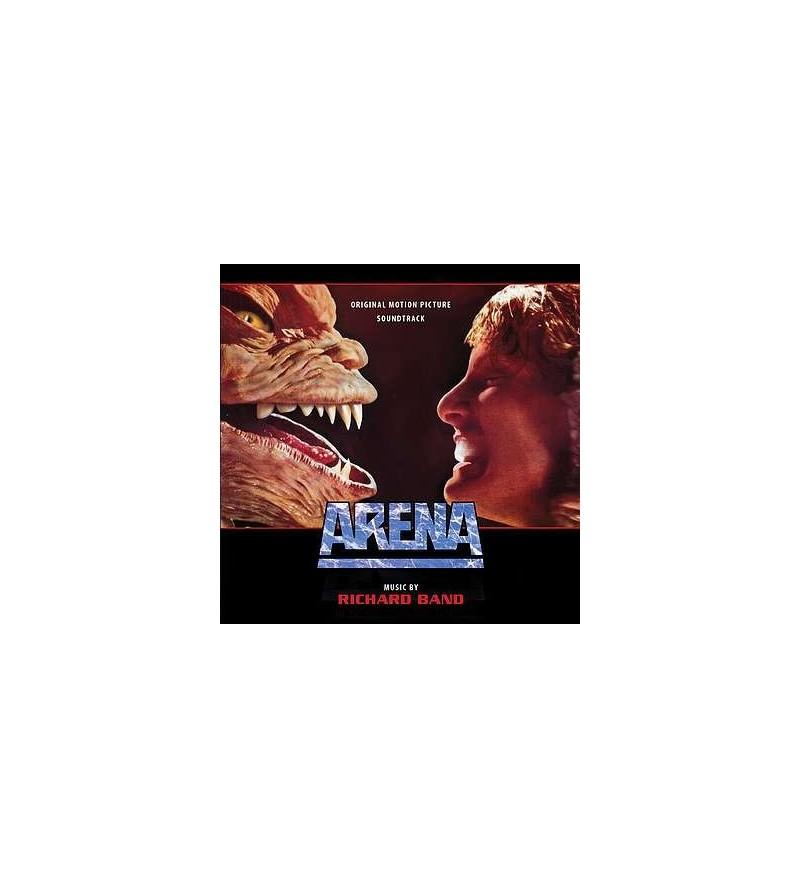Arena soundtrack (Ltd edition CD)