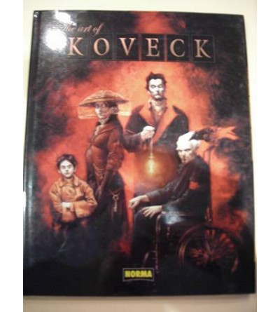 The art of Koveck