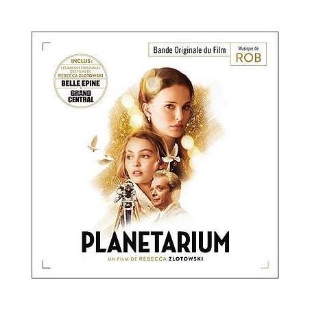 Planetarium / Belle épine / Grad central soundtrack (2 CD)