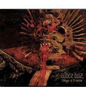 Wings of Tzinacan (CD)