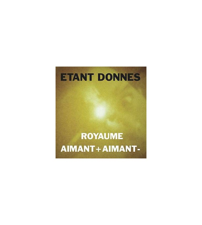Royaume / Aimant + Aimant – (Ltd edition 12'' vinyl)