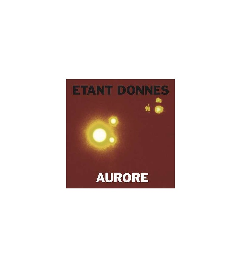 Aurore (Ltd edition 12'' vinyl)