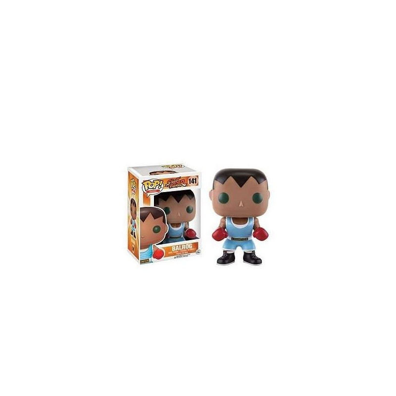 Figurine pop! Street fighter : Balrog