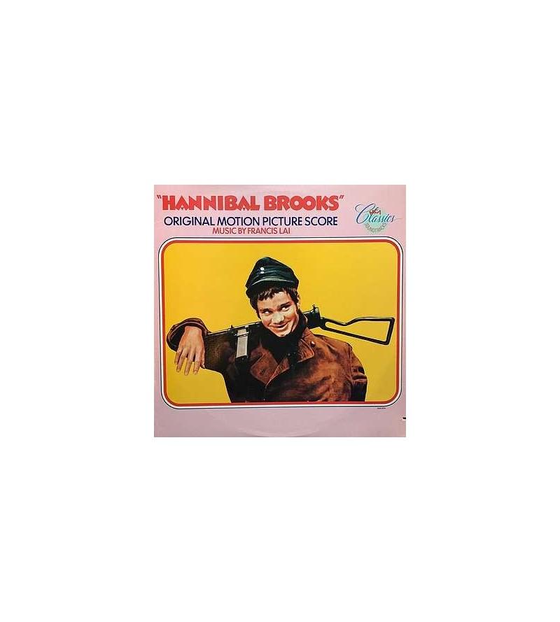 Hannibal Brooks (12'' vinyl)