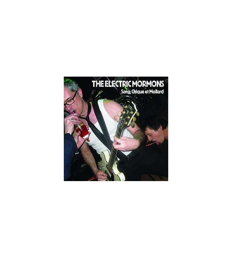 Sang, chique et mollard (12'' vinyl + CD)