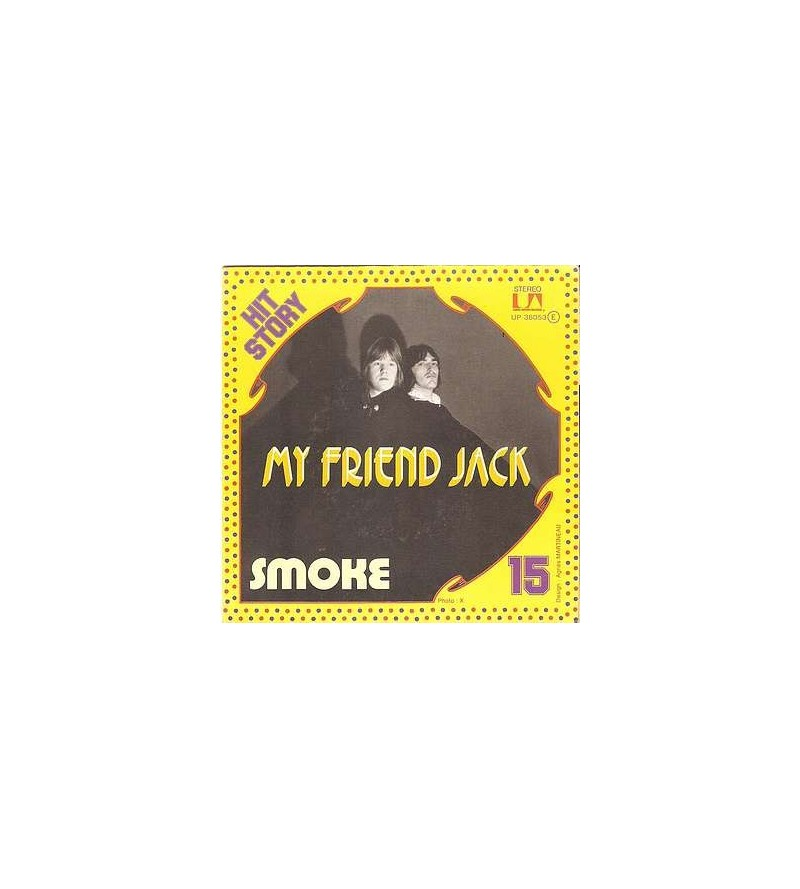 My friend Jack / Lady (7'' vinyl)