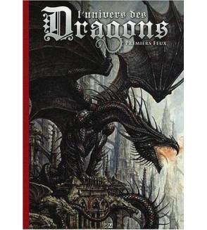 L'univers des dragons - premiers feux