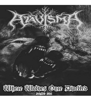 Where wolves once dwelled (CD)