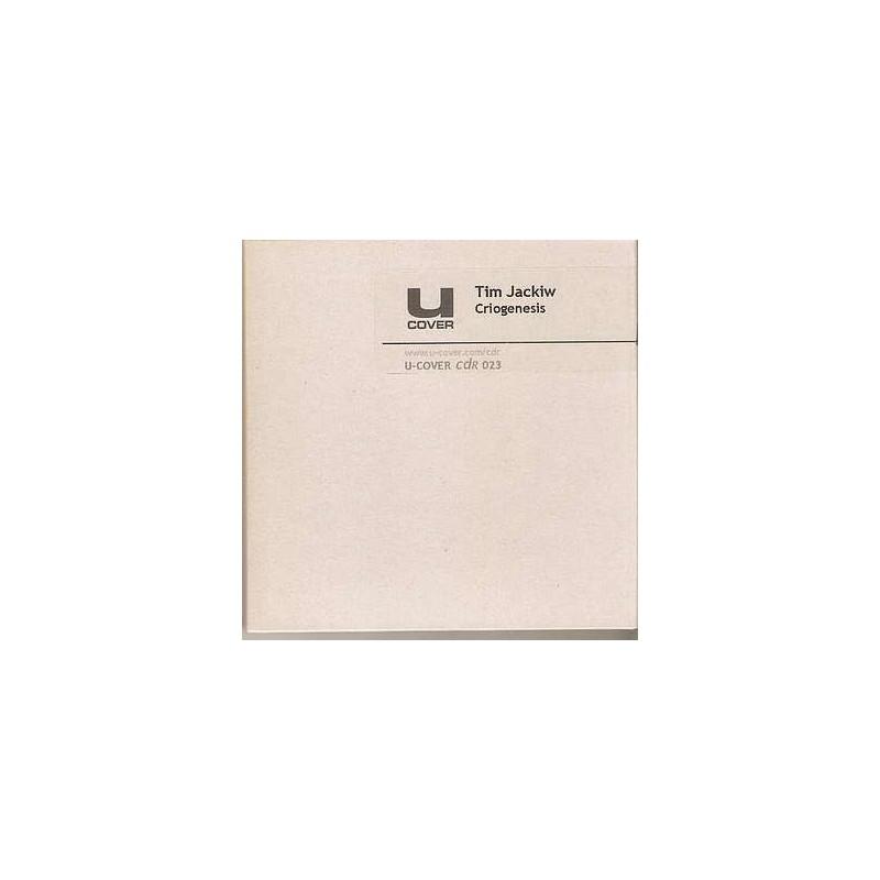 Criogenesis (Ltd edition CD-r)