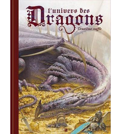 L'univers des dragons - deuxième souffle