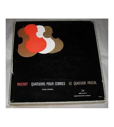 Quatuors pour cordes (7 X 12'' vinyl)