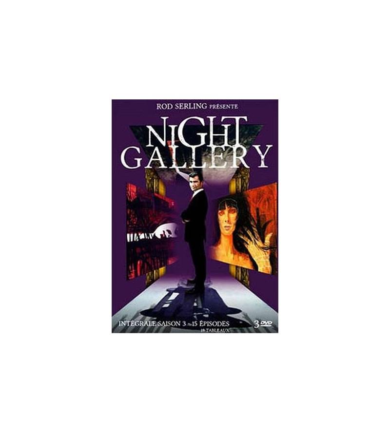 Night gallery saison 3 (3 DVD)
