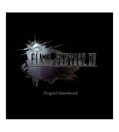 Final fantasy XV soundtrack (4 CD)