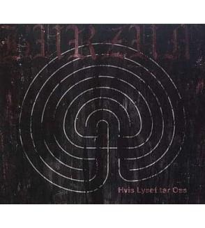 Hvist lyset tar oss (CD)