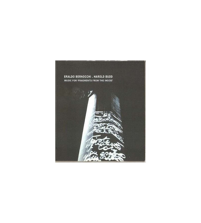 Music for Fragments from the inside (CD)