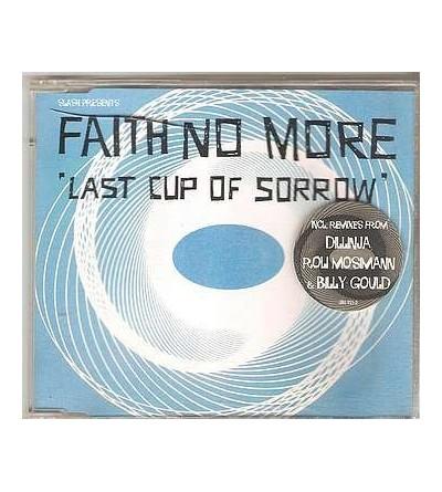 Last cup of sorrow (CD)