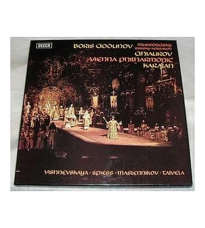 Boris Godunov (4 X 12'' vinyl)