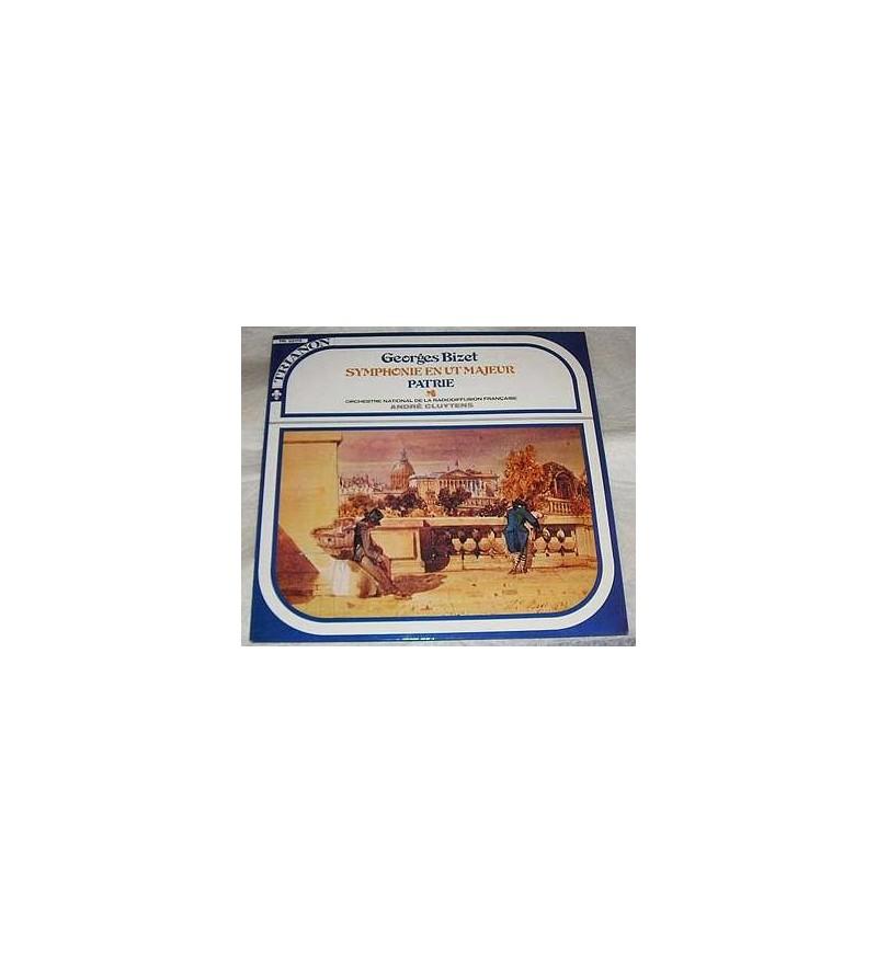 Symphonie en ut majeur / Patrie (12'' vinyl)