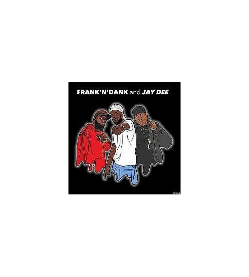Frank'n'Dank and Jay Dee EP (Ltd edition 12'' vinyl)
