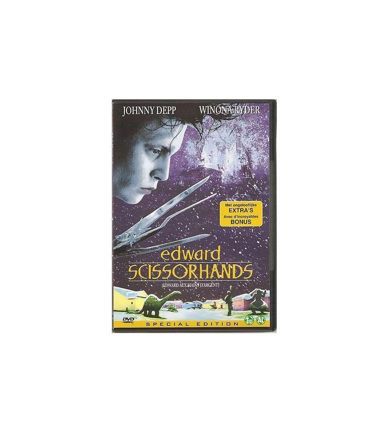 Edward aux mains d'argent (DVD)